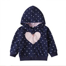 Baby Sweatshirt Hoodie Girls for Toddler Boy Coat Fall Winter