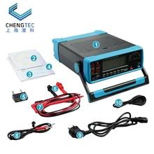 Настольный цифровой мультиметр ALL-SUN, 41/2 цифр, высокоточный автоматический мультиметр, USB интерфейс, связь