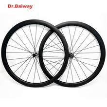ntc5d 9 5d9 9mm 700c tubeless wheelset 45*27mm asymmetric disc brake carbon wheelset NOVAtec 411/412SB 100*9 135*9mm carbon road bike wheels
