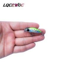 35mm 2.7g Mini Minnow fishing lures small fish bass Stream trout lure crankbait pesca whopper plopper 35f japan fishing tackle