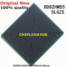 100% New BD82HM55 SLGZS BD82 HM55 IC chips BGA Chipset
