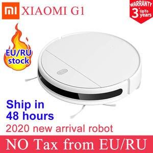 Xiaomi Vacuum-Cleaner Sweeping-Robot Floor-Cleaning Mijia Rechargeable 2200pa MJSTG1