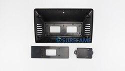 9 дюймов Автомобиль фриз радио Панель для 1996-1999 HONDA CIVIC EK9 Даш Комплект установка переходная консоли ободок адаптер 9 дюймов дверная накладка