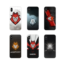 Team G2 Esports For Apple iPhone X XR XS 11Pro MAX 4S 5S 5C SE 6S 7 8 Plus ipod touch 5 6 Accessories Phone Cases Covers