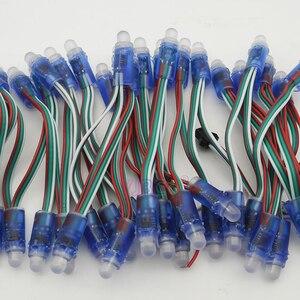 Image 3 - 1000 Pcs Full Color WS2811 Ic Rgb Pixel Led Module Licht Geweldig Voor Decoratie Reclame Verlichting DC5V/12V