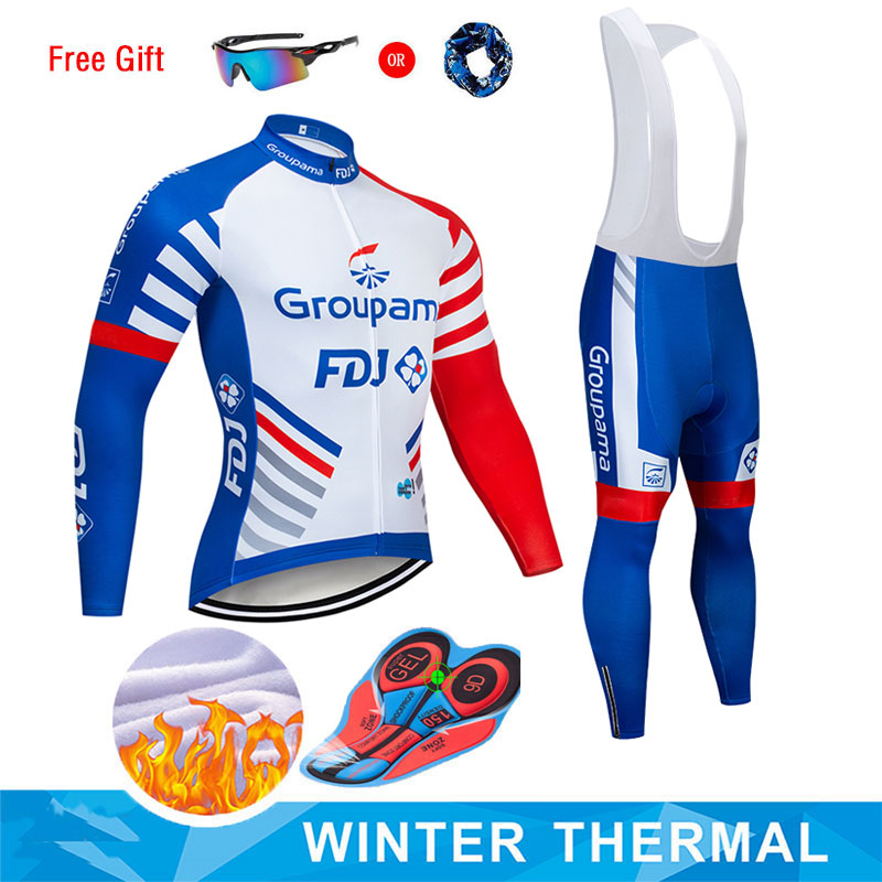 Cycling-outfit renault Vintage Shiny Gel 9d