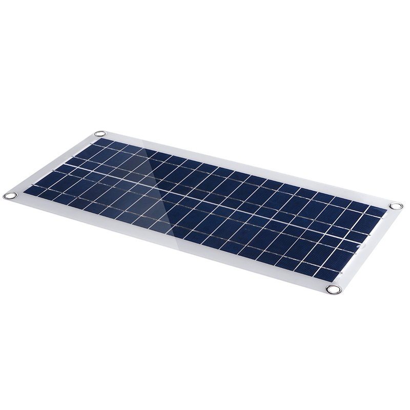 50 w painel solar duplo usb 18