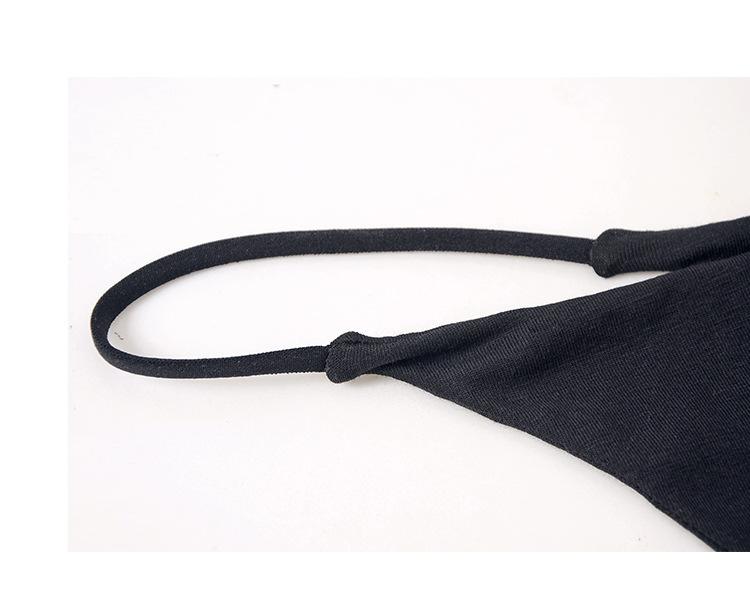 H73f20b5d7b7443408bcfa2829770115fY - Sexy Thong Bikini Bottoms Women G-String Brazilian Thongs Swimwear Swimsuit Solid Bottom Swimming Suit