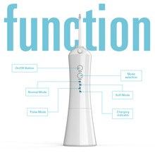 New Arrival AR - W - 12 Dental Flosser Electric Oral Irrigator Dental Water Jet Floss Pick Teeth Cleaning Oral Hygiene