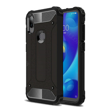 цена Armor Phone Case Redmi Note 7 Case Xiomi Note 5 Silicone PC Shockproof Case Protective Cover for Xiaomi Redmi Note 7 Pro 7a Case
