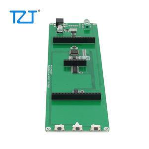 Image 5 - TZT 16 רמת LED מוסיקה ספקטרום אודיו רמת מחוון מוסיקה תצוגת DIY גמור ערכות AK1616
