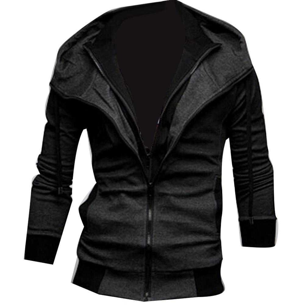 H73f3dfe822714b968f1837d3b9ba6177R Jacket Men Autumn Winter zipper Casual Jackets Windbreaker Men Coat Business veste homme Outdoor stormwear clothing