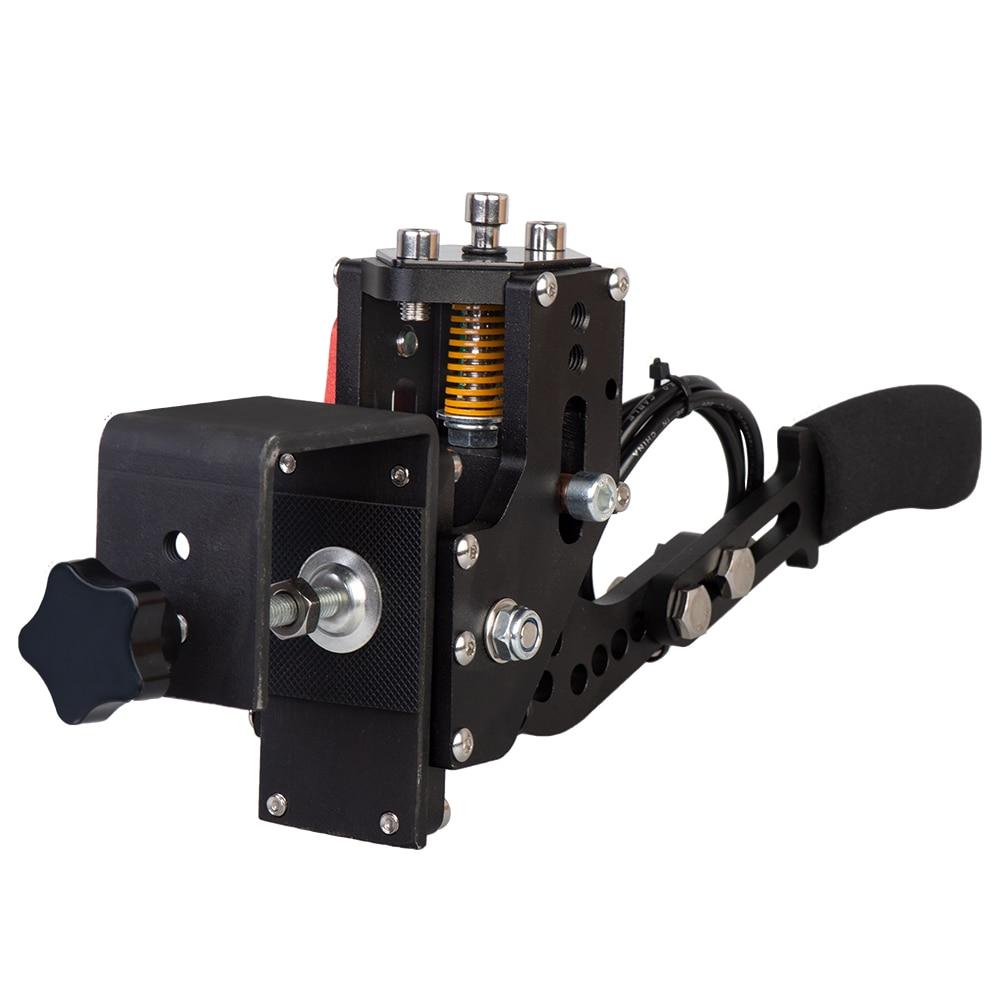 Купить черная 16 битная гоночная система ручного тормоза пк usb sim