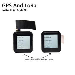 Image 5 - LILYGO® TTGO T Watch Programmable Wearable Environmental Interaction WiFi Bluetooth Lora ESP32 Capacitive Touch Screen
