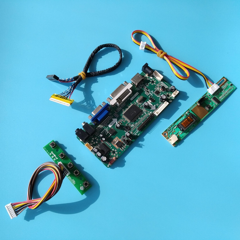 For LTN154AT07 1280X800 Controller Board AUO Panel Display DVI LCD DIY VGA LVDS Screen HDMI M.NT68676 15.4