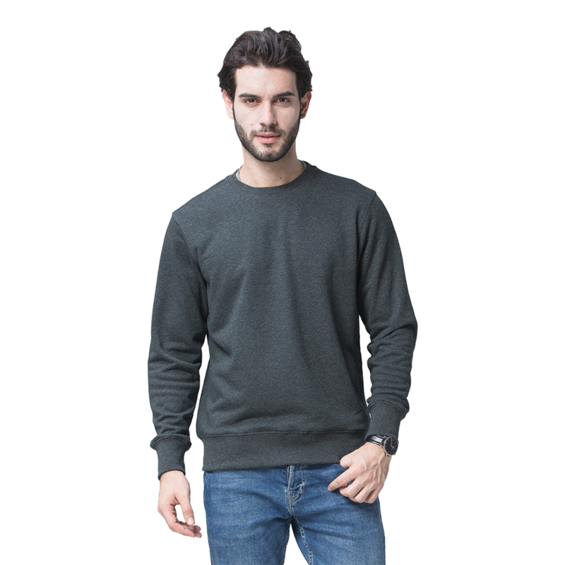 2020 Personalized Men Sweater Regular Thickness Long Sleeve Customize Advertising Sweater A426 Popular