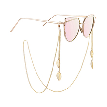 Glasses Alloy Chain For Sunglasses Man Women Anti-lost Decoration Hanging neck Accessories