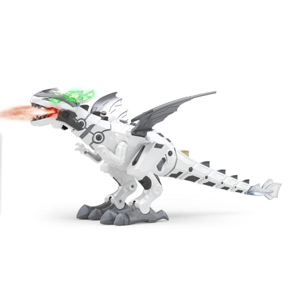 Electric Dinosaurs Toy For Kids Large Walking Spray Dinosaur Robot With Light Sound Mechanical Pterosaurs Dinosaur Toys