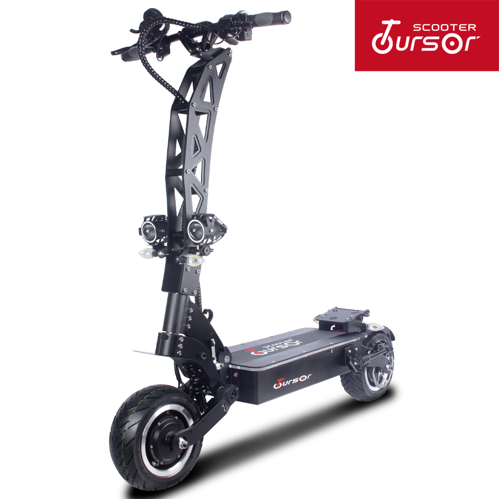 2020 TOURSOR E8P Powerful Electric Scooter 60V72V5600W7000W 11inch Off Road Dual Motor Wheel e scooter Foldable Adults Scooters