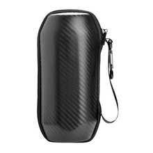 FULL-Carbon Fiber Portable Travel Carrying Case Bag Skin Cover for JBL Flip4 Bluetooth Speaker(China)
