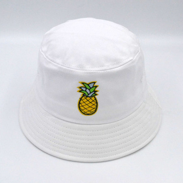 CN Pineapple Pin Bucket Hat...