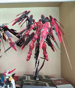 Image 2 - DL model Multi Form Floating shields for Bandai HS 1/100 MB Astraea / Avalanche Astraea Type F Gundam DD060