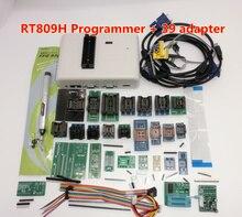 مبرمج RT809H EMMC Nand أصلي للشحن مجانًا + 39 قطعة