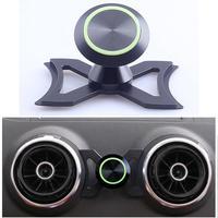 Telefon Halter Auto Air Vent Steckdose Montieren Leucht 360 ° Rotary Swivel Handy Magnetische Cradle für Audi A3/s3 Auto Zubehör