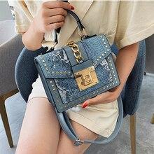 Mododiino Female Crossbody Bags Women Leather Luxury Handbags Designer Sac Main Ladies Serpentine Shoulder Messenger Bag DNV1223
