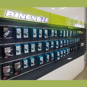 Image 5 - מקורי PINENG כוח בנק PN 969 920 999 20000mAh Dual USB חיצוני נייד סוללה מטען Li פולימר עבור טלפון כוח בנק