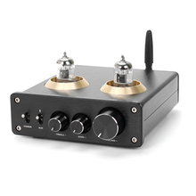Power-Tube-Amplifier Stereo Equalizer Vacuum-Audio QCC3008 TPA3116 Class Bluetooth 100W