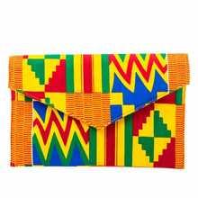 Sac à main imprimé africain kente, pour fête ou mariage, pour femmes, Ankara, mode, accessoires en tissu africain