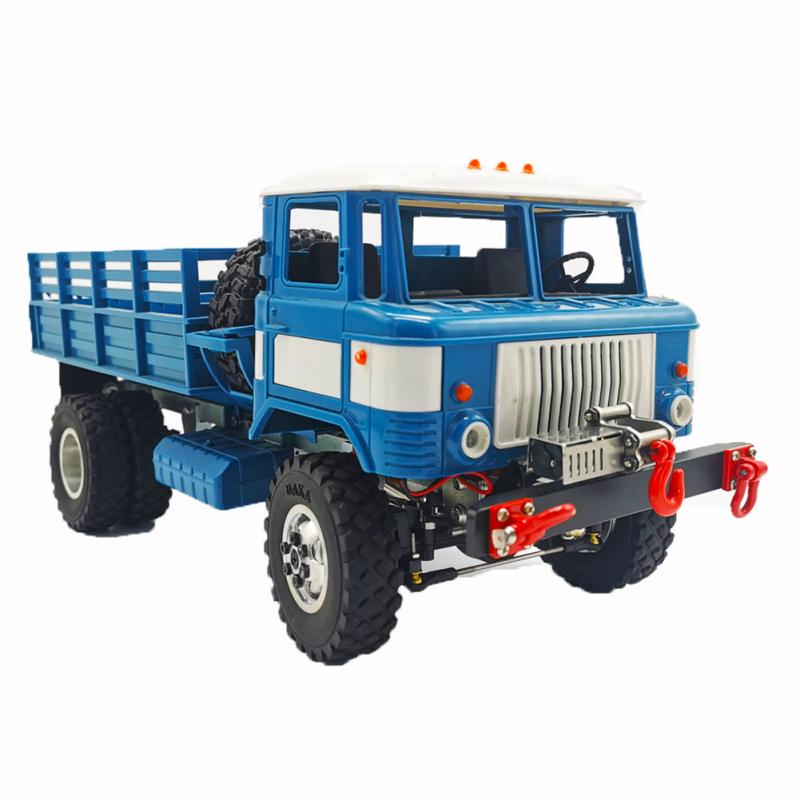RC Truck Durable Simulation Automatic Winch Small Replacement Electronic Control Practical For 1/16 WPL B14 B24 B26 C14 MN90