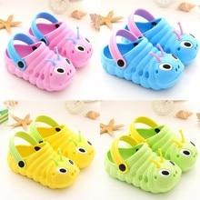 Nuevas sandalias de verano para bebés de 1 a 5 años Zapatos de playa chicas transpirables zapatos deportivos de moda suaves zapatos de alta calidad para niños