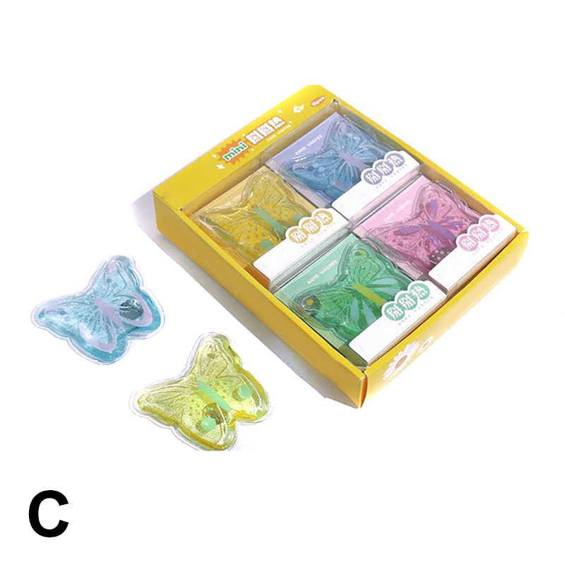 Tancyechy 4 Piezas Invierno Mini Calentador de Manos autocalentable Gel de Dibujos Animados Reutilizable Paquete de Calor l/íquido Paquete de Calentador de Manos 1#