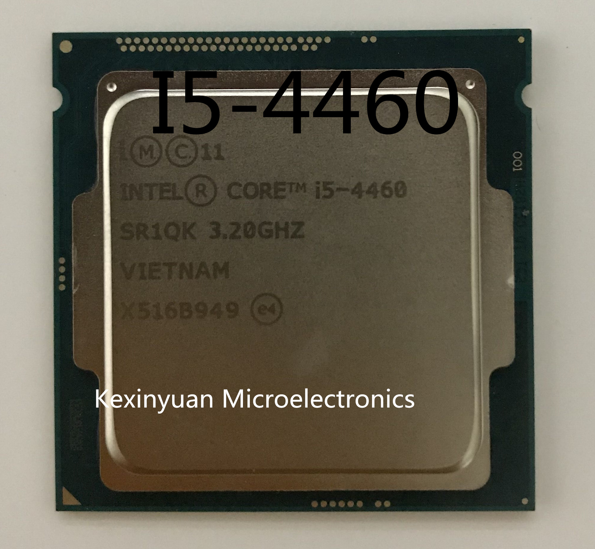 PC Computer Intel Core Processor I5 4460 I5-4460 LGA1150 22 Nanometers Dual-Core 100% Working Properly Desktop Processor