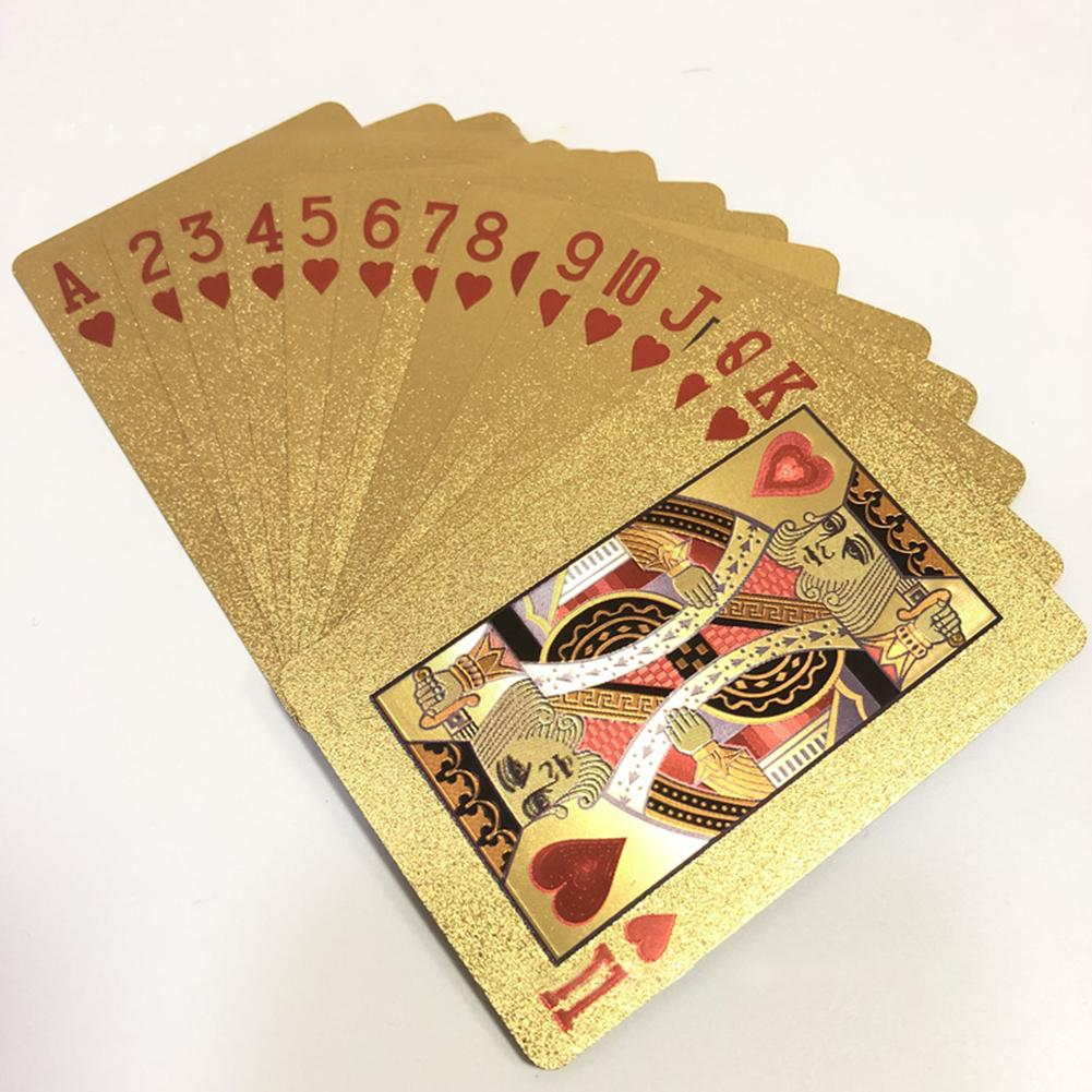 gold-font-b-poker-b-font-deck-plastic-waterproof-playing-cards-board-games-plastic-cards-for-camping-beach-swimming-pool-game