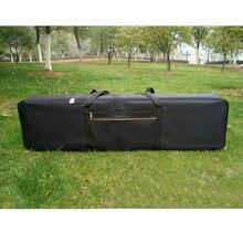 Утолщенный 54 61 76 88 ключ универсальный инструмент клавиатура сумка утолщенная Водонепроницаемая электронная пианино чехол Чехол для электронного органа