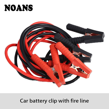 NOANS Battery Line Fire Wire Clip Car-styling For Chevrolet Lacetti Hyundai 2017 ix35 creta Peugeot 407 208 508 3008 Accessories image