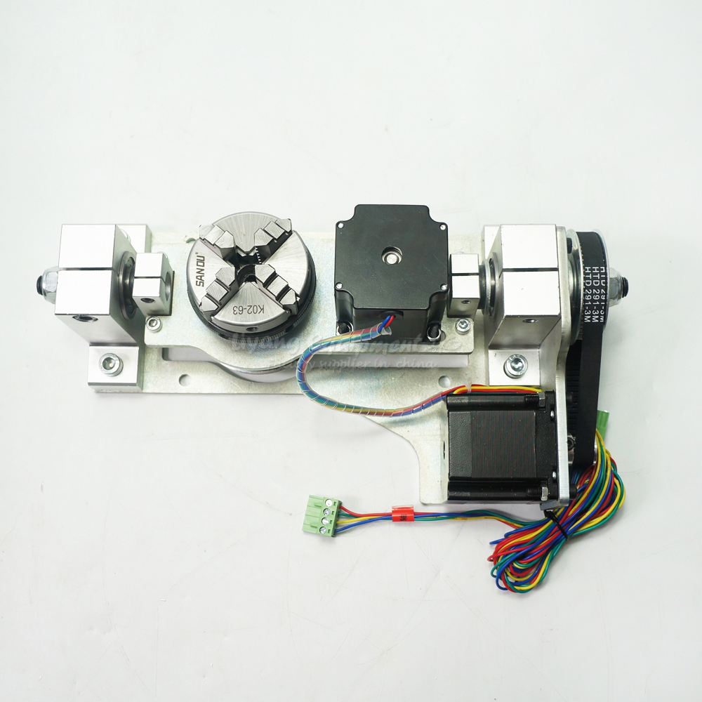 CNC 4th 5th drehachse mit tisch für cnc router DIY CNC dreh gravur maschine teile