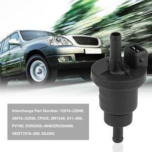 Image 3 - Canister Purge Solenoid/Purge Valve for Hyundai Accent Kia Spectra Sportage 28910 22040 Vacuum Switch Solenoid Valve 911 800