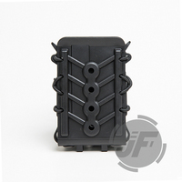 For 5.56 Tactical Magazine Pouch Carrying Mag Carrier Protection Case Paintball Airsoft Back Clip Military Magazine Pouch