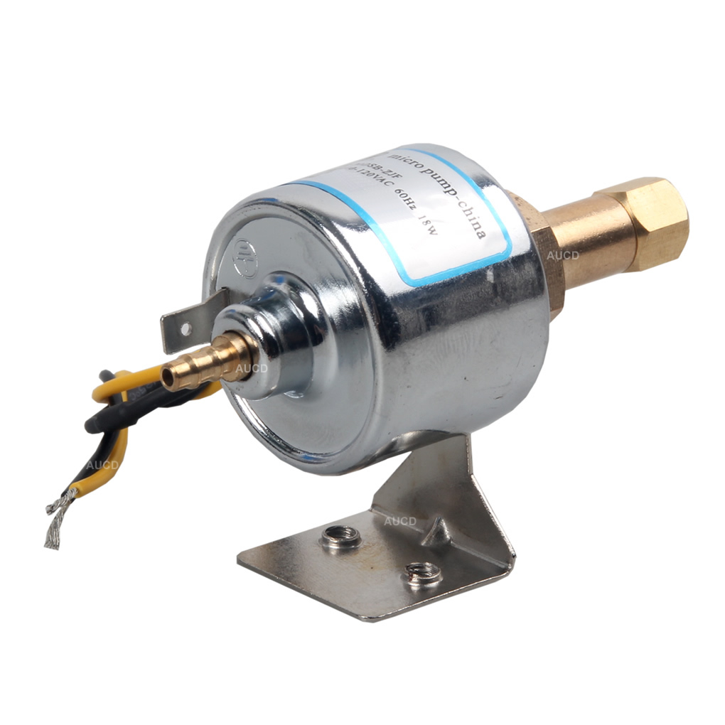 AUCD AC 110V 220V 18W For 400W 500W Smoke Fog Machine Oil Pump Steam Iron Fogger Beauty Apparatus Water Aspirator Parts H30-18