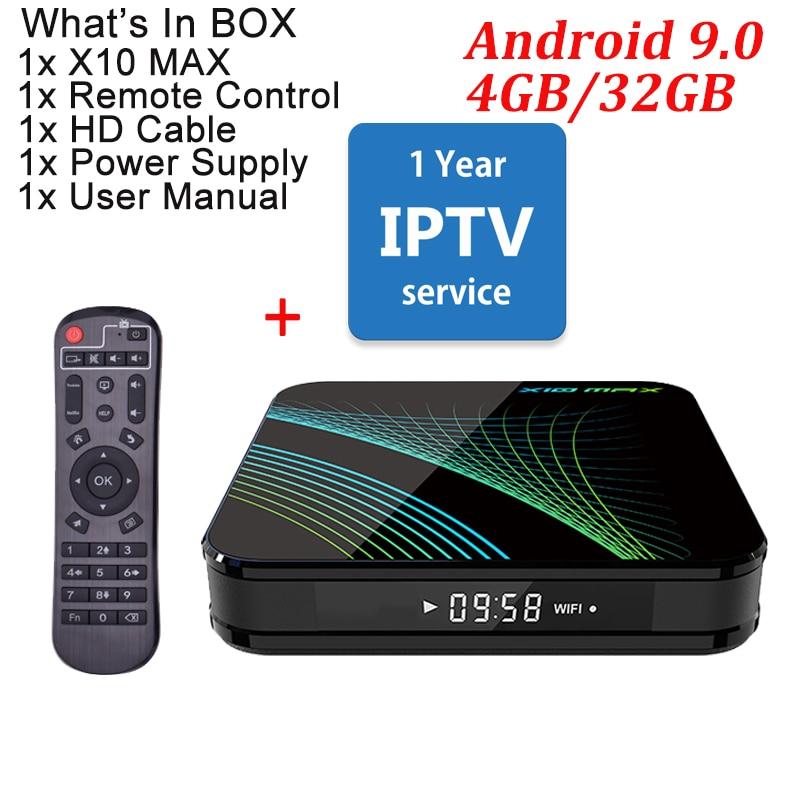 X10-MAX-IPTV-ONE-YEAR