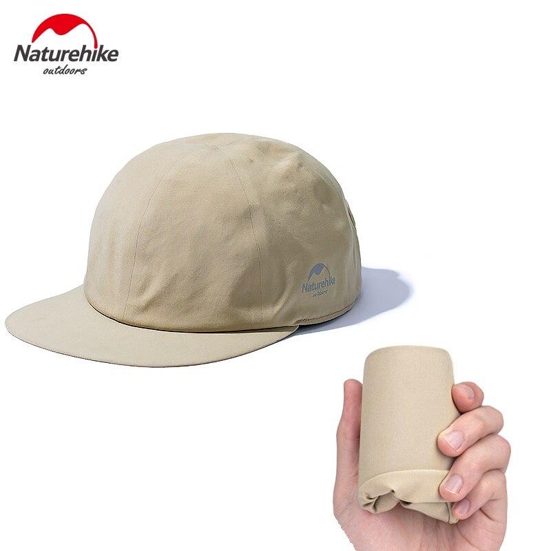 Naturehike Folding Cap Quick-drying Outdoor Hat Casual Men Women Caps