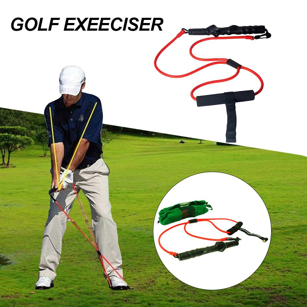 Golf Training Equipment Golf Swing Resistance Bands Good Elasticity Golf Training Aids Pull Rope Fitness Essential /FFY/