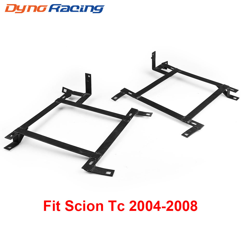 One Pair Racing Sport Seat Mount Bracket For Scion TC 2004 2005 2006 2007 2008