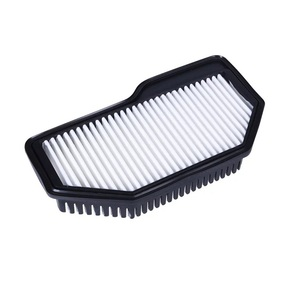 Image 2 - Car Air Filter For Hyundai GENESIS COUPE/ROHENS Coupe 2.0T Model 2012 2013 2014 Year 1Pcs Filter OE 28113 2M200 Car Accessories