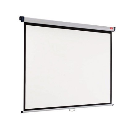 SCREEN NOBO MURAL FOR PROJECTION WHITE MATTE 1750X1325 MM