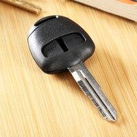 Ersatz 2 Tasten Remote Key Fall Shell Für MITSUBISHI Lancer IV V VI VII VIII IX CT9A Grandis Outlander Blank schlüssel Fall Fob-in Schlüsselgehäuse aus Kraftfahrzeuge und Motorräder bei
